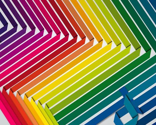 【免費書籍App】彩色條紋壁紙-APP點子