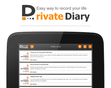 Private DIARY- screenshot thumbnail