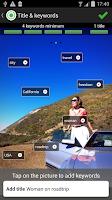 Screenshot of Fotolia Instant