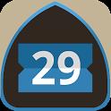 Islamic Hijri Calendar icon