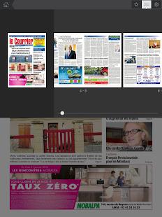 Le Courrier - náhled