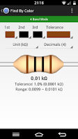 Screenshot of Resistor Tool