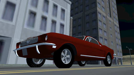 3D Sport Car Driver Simulator