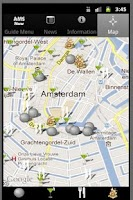 Screenshot of Amsterdam Club Guide