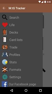 MTG Tracker Free: Life Counter - screenshot thumbnail