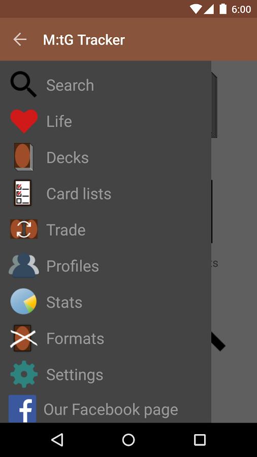 MTG Tracker Free: Life Counter - screenshot