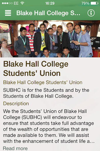 Students' Union BHC SUBHC