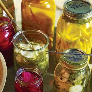 Pickled Vegetables.