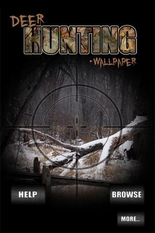 Deer Hunting Wallpaper!- screenshot