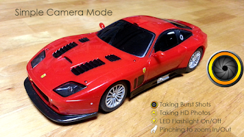 Screenshot of High-Speed Camera Plus