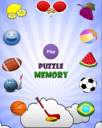 Puzzle Memory Game