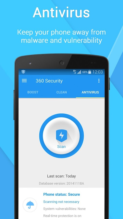 360 Security - Antivirus FREE - screenshot