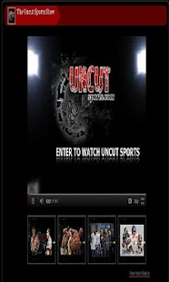 Uncut Sports Show - screenshot thumbnail