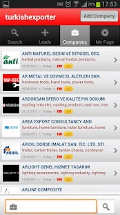 TurkishExporter Mobile 商業 App-癮科技App