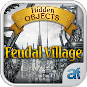 Hidden Objects Feudal Village