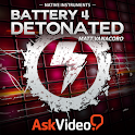 Course For Battery 4 Detonated icon