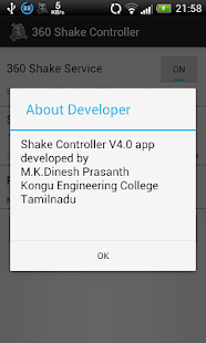 Shake Controller- screenshot thumbnail