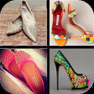 時裝鞋 生活 LOGO-玩APPs