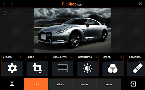PicShop - Photo Editor- screenshot thumbnail