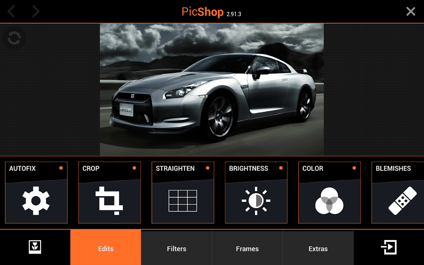 PicShop - Photo Editor- screenshot