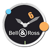 Analog Clocks Pack 6 Bell Ross