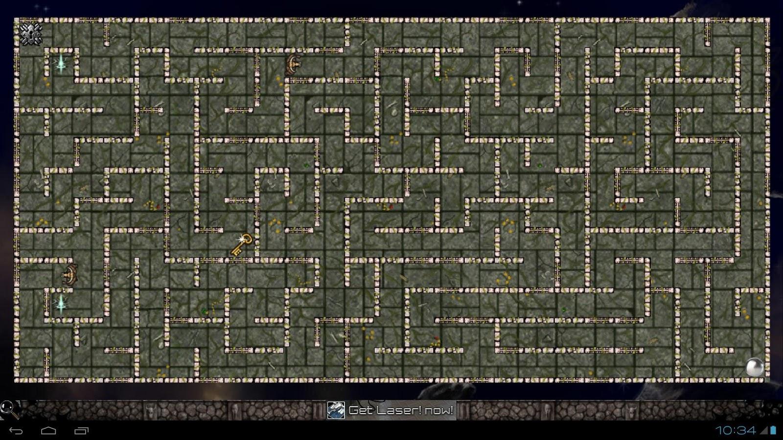 Maze! - screenshot