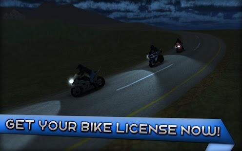 Motorcycle Driving School - screenshot thumbnail