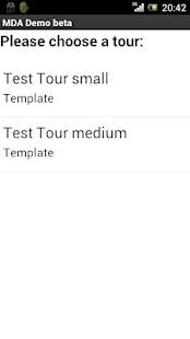 MDA Demo- screenshot thumbnail