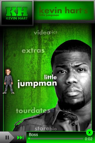 Kevin Hart- screenshot