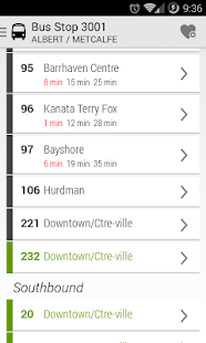 Ottawa Transit - screenshot thumbnail
