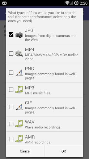 DiskDigger photo recovery 1.0-2018-01-03 screenshots 16