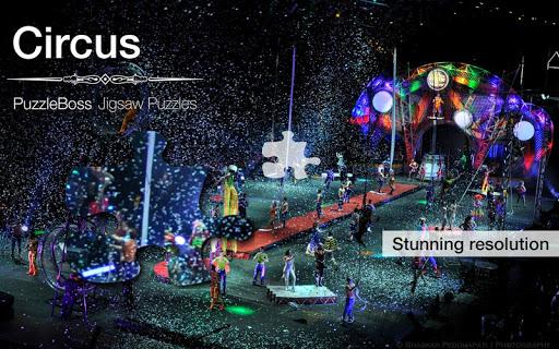Circus Jigsaw Puzzles Demo