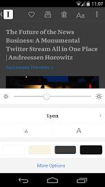 Instapaper Screenshot 4