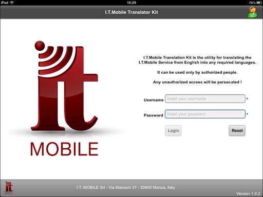 I.T.Mobile Translation Kit