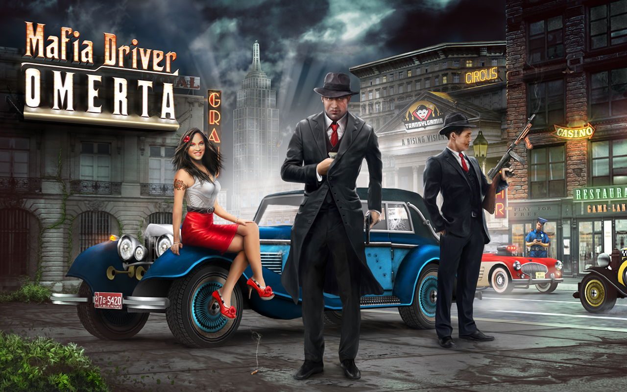Mafia Driver - Omerta - screenshot
