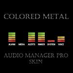 AMP Skins: Colored Metal