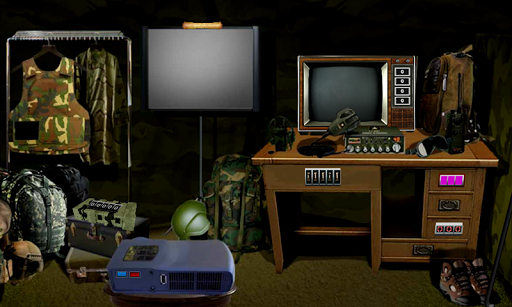474-Military Camp Escape