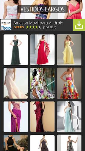 Vestidos Largos para Mujer