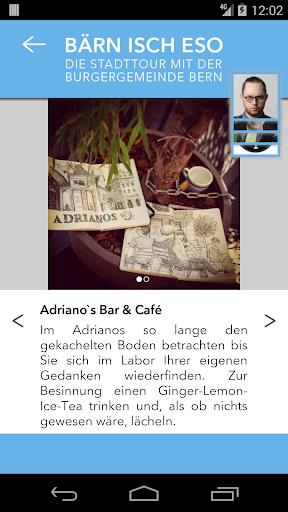 【免費娛樂App】Bärn isch eso-APP點子
