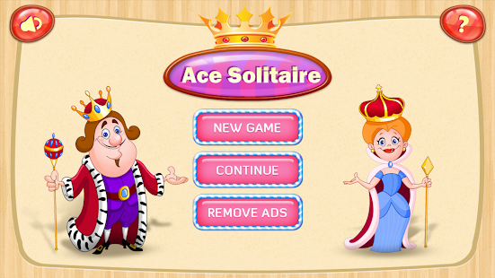 Magic Ace Solitaire- screenshot thumbnail
