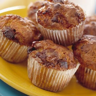 Chocolate Marshmallow Muffins Recipes.
