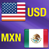 Dollar to Mexican Peso Pro