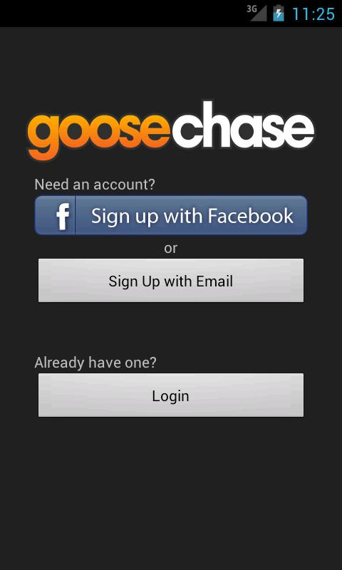 GooseChase - screenshot