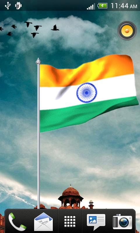 Download The Indian Flag Live Wallpaper Android Apps On Nonesearchcom