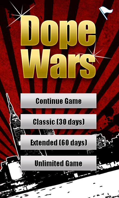 DopeWars - screenshot
