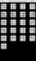 Screenshot of Speed Cube Algorithms Lite
