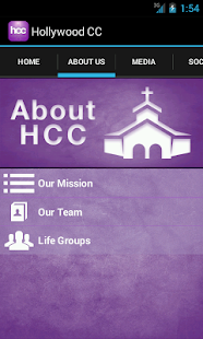 Hollywood Community Church- screenshot thumbnail