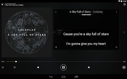 Musixmatch -  Lyrics & Music Screenshot 21