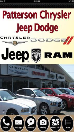 Patterson Chrysler Dodge Jeep
