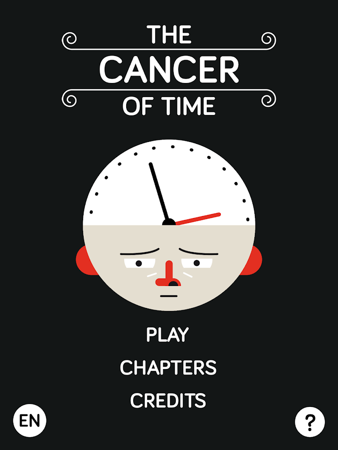 THE CANCER OF TIME- screenshot